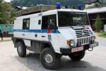Bergwacht Rettungsfahrzeug Ramsau