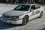 Ottawa - RCMP - Patrol Car 256