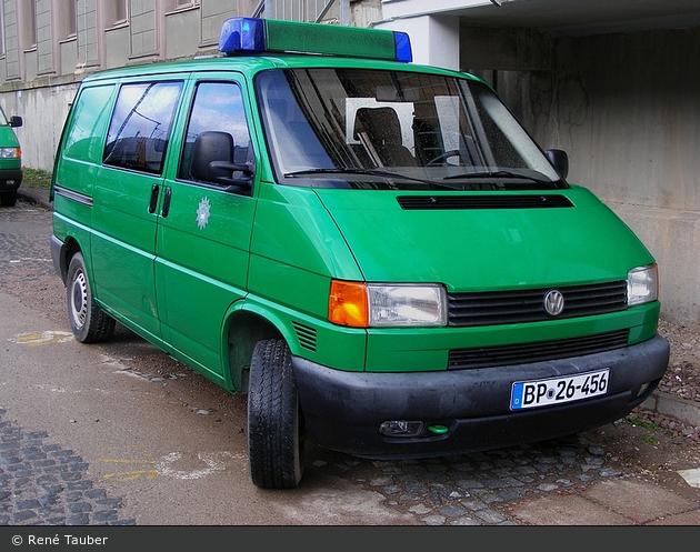 BP26-456 - VW T4 - DHuFüKw (a.D.)