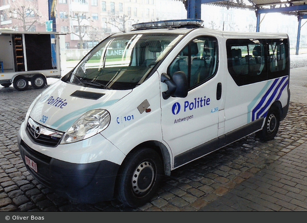 Antwerpen - Lokale Politie - HGruKw - AL 269 (a.D.)
