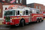 FDNY - Queens - Ladder 126 - DL