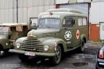 US - Bremerhaven - Ambulance (a.D.)