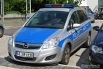 Kassel - Opel Zafira - FuStW