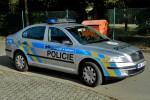 Domašov - Policie - FuStW Autobahn