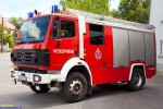 Veszprém - Tűzoltóság - TLF 4000