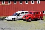 SE - Gysinge - Brandbilsmuséet i Gysinge - Ambulans (a.D.)