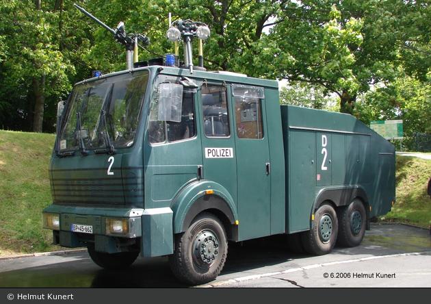 BP45-662 - MB - Wasserwerfer (a.D.)