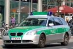 B-30676 - BMW 525d touring - FuStW (a.D.)