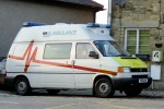 North Yorkshire - Grassington - WYMAS - Ambulance