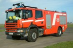 Bedfordshire - Cranfield Airport Fire & Rescue Service - Rapid Intervention Vehicle (RIV)