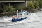 WSP 10 - Passau - Streckenboot
