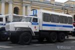 Sankt Petersburg - Polizija - sMkw
