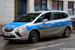 B-30974 - Opel Zafira Tourer - FuStW