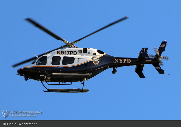 NYPD - Brooklyn - Aviation Unit - N917PD
