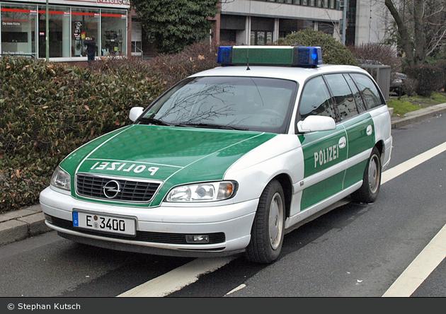 E-3400 - Opel Omega - FuStW (a.D.)