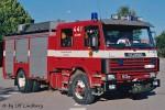 Mariefred - RTJ Strängnäs - Släck-/Räddningsbil - 24 441 (a.D.)