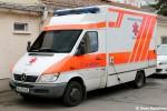 Krankentransport Zuther - KTW (B-ZD 668)