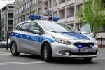Katowice - Policja - FuStW - R105