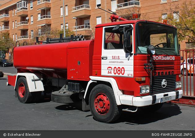 Almería - Bomberos - GTLF - 16