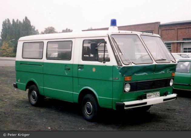 HH-7552 - VW LT 28 - HGruKW (a.D.)