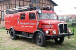 Stendal - Feuerwehrmuseum Sachsen-Anhalt - LF 16-TS 8