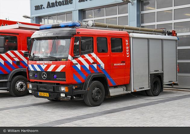 Dronten - Brandweer - HLF - 25-5531 (a.D.)