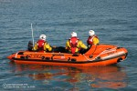 Anstruther - RNLI - Rettungsboot