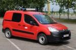 Antwerpen - Bedrijfsbrandweer Total Raffinaderij Antwerpen - MZF