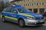 NRW5-1738 - VW Passat B7 - FuStW BAB