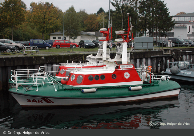 Seenotrettungsboot EDUARD NEBELTHAU