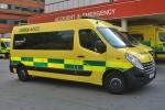 West Thurrock - Ambulance Transfers Ltd - Ambulance