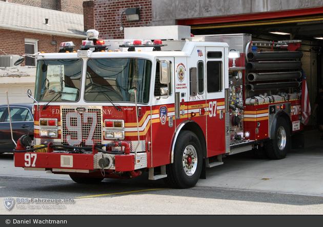 FDNY - Bronx - Engine 097 - TLF