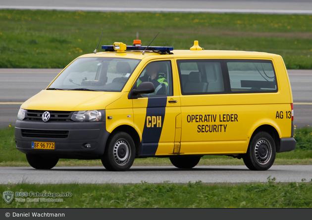 København - CPH Airport Security - ELW - AG13