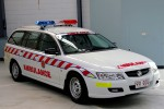 Cairns - Queensland Ambulance Service - ELW
