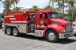 St. Thomas - Virgin Islands Fire Service - Tanker 201