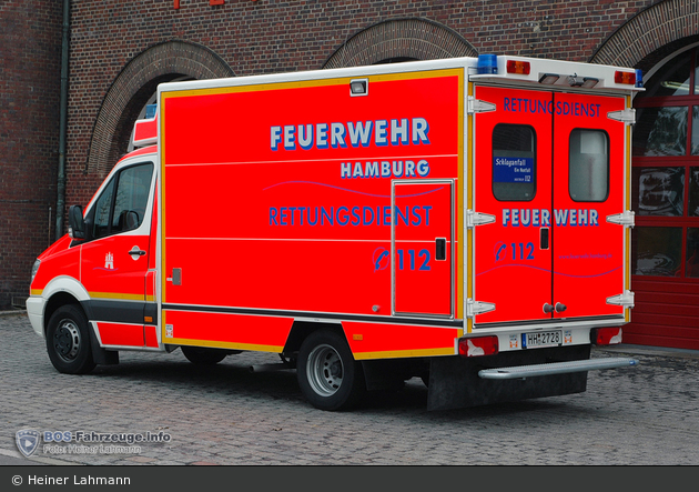 Florian Hamburg RTW (HH-2728)