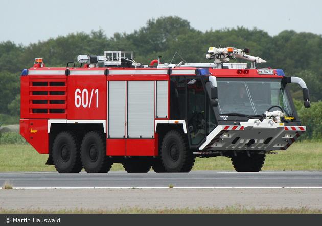 Wittmund - Feuerwehr - FLF 40/60-6