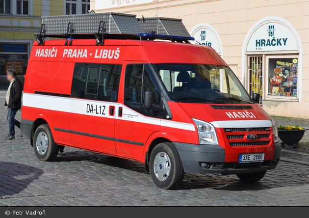 Praha - SDH - Praha 04 (Libuš) - TSF