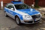 Schwerin - VW Passat Variant - FuStW