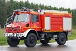 Stetten am kalten Markt - Feuerwehr - FlKfz-Waldbrand 2.Los