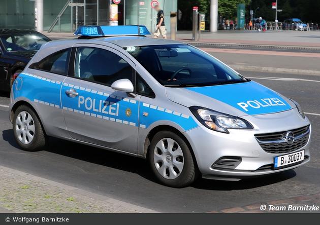 B-30039 - Opel Corsa E - FuStW