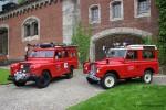 AT - FF - KLF & KDO auf Land Rover (a.D.)