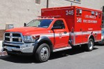 Los Angeles - Los Angeles Fire Department - Rescue Ambulance 246