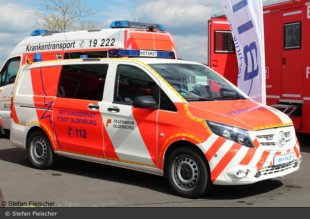 Florian Oldenburg einsatzfahrzeug florian oldenburg 01 82 01 bos fahrzeuge