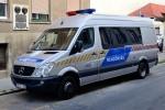 Budapest - Rendőrség - Készenléti Rendőrség - GruKw