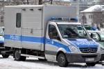 Stuttgart - MB Sprinter 518 CDI - Pferdetransporter
