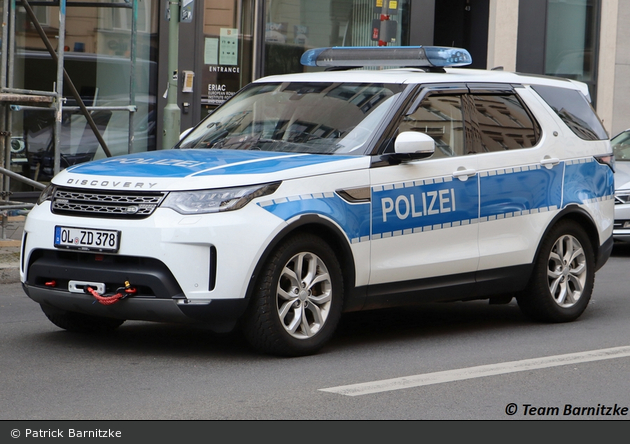 OL-ZD 378 - Land Rover Discovery - FuStW