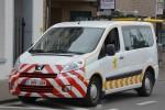 Antwerpen - De Lijn - Verkehrssicherungsfahrzeug