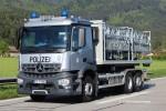 BA-P 9684 – Mercedes Arocs 2536 - Wechselladerfahrzeug