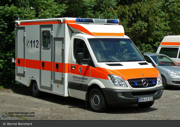 Rotkreuz Rotenburg 40/83-32